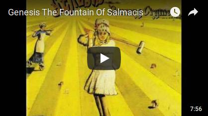 The fountain of salmacis